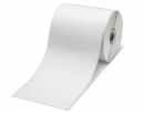 Brother RD-S07E5 White Paper Label Roll, Continuous 58mm x 86m