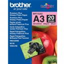 Brother BP-71GA3 Innobella Premium Glossy Photo Paper (A3/20 sheets)