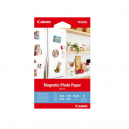 Canon Magnetic Photo Paper MG-101, 10x15 cm, 5 sheets