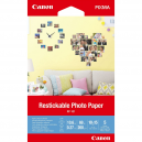 Canon Restickable Photo Paper RP-101, 10x15 cm, 5 sheets