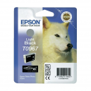 Epson T096 Light Black Cartridge - Retail Pack (untagged) for Epson Stylus Photo R2880