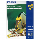 Epson A4 Premium Glossy Photo Paper (50 Sheets)