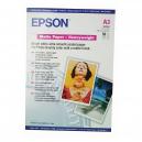 Epson Matte Paper Heavy Weight, DIN A3, 167g/m2, 50 Blatt