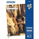 Epson Matte Paper Heavy Weight, DIN A4, 167g/m2, 50 Blatt