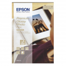 Epson Premium Glossy Photo Paper, 100 x 150 mm, 255g/m2, 40 Blatt