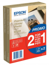 Epson Premium Glossy Photo Paper, 100 x 150 mm, 255g/m2, 80 Blatt