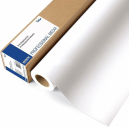 "Epson Enhanced Adhesive Synthetic Paper Roll, 44"" x 30.5 m, 135g/m2"