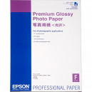 Epson Premium Glossy Photo Paper, DIN A2, 255g/m2, 25 Sheets