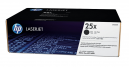 HP 25X Black LaserJet Toner Cartridge