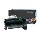 Lexmark C780, C782 Yellow Return Programme Print Cartridge (6K)