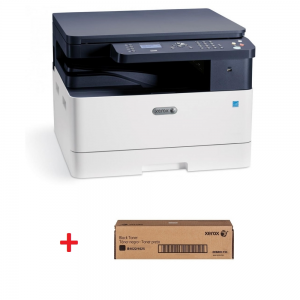 Xerox B1022 Multifunction Printer + Xerox B1022/25 Standard Capacity Toner Cartridge