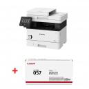 Canon i-SENSYS MF445dw Printer/Scanner/Copier/Fax + Canon CRG-057