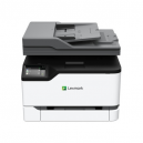 Lexmark MC3224adwe Color Multifunction Laser Printer with Print, Copy, Fax, Scan and Wireless Capabilities