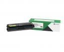 Lexmark C3220Y0 Yellow Return Programme Print Cartridge