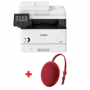 Canon i-SENSYS MF446x Printer/Scanner/Copier + Huawei Sound Stone portable bluetooth speaker CM51 Red