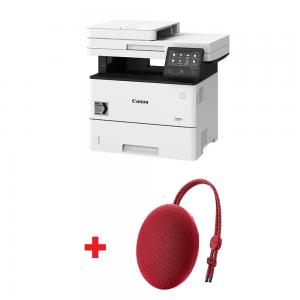 Canon I-SENSYS MF542x Printer/Scanner/Copier + Huawei Sound Stone portable bluetooth speaker CM51 Red