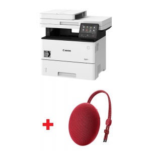 Canon I-SENSYS MF543x Printer/Scanner/Copier/Fax + Huawei Sound Stone portable bluetooth speaker CM51 Red