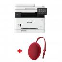 Canon i-SENSYS MF641Cw Printer/Scanner/Copier + Huawei Sound Stone portable bluetooth speaker CM51 Red