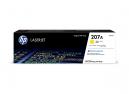HP 207A Yellow LaserJet Toner Cartridge