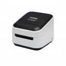 Brother VC-500W Label Printer + Brother Continuous Paper Tape (Full colour, Ink-free 12mm)