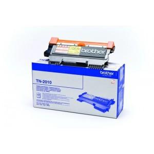 Зареждане на тонер касета Brother TN2010 HL-2130 DCP-7055