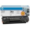 Зареждане на HP CB436A, 36A без смяна на чип
