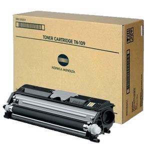 Зареждане на тонер касета Konica Minolta TN109