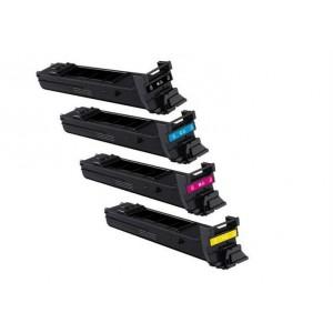 Зареждане на тонер касета Konica Minolta  TN318 Black