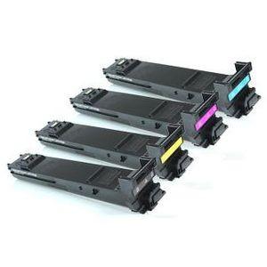 Зареждане на тонер касета Konica Minolta  C4690Black + смяна на чип