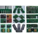 ЧИП (chip) ЗА SAMSUNG CLP510 - Cyan - H&B -  145SAMC510C