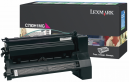 Lexmark C780, C782 Magenta Return Programme Print Cartridge (6K)