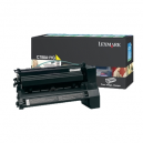 Lexmark C780, C782 Yellow Return Programme Print Cartridge (6K)