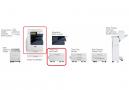 Xerox VersaLink B7035 + 1-Tray with Stand Module + B7000 HDD (320GB)
