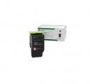 Lexmark 78C20M0 Magenta Return Programme Toner Cartridge