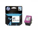 HP 62 Tri-color Original Ink Cartridge