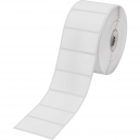 Brother BDE-1J026051-102 White Paper Label Roll, 1900 labels per roll, 51x26 mm (Order Multiples of 16)