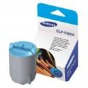 Зареждане на тонер касета Samsung CLP-300, CLP-C300A - Cyan