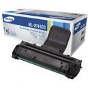 Зареждане на тонер касета Samsung ML-2010, ML-2010D3