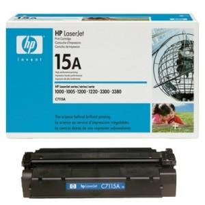 Зареждане на HP C7115A, 15A без смяна на чип