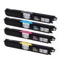 Зареждане на тонер касета EPSON C1600 Cyan